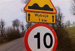 Najgorsze drogi w Polsce