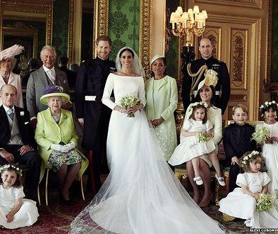 """Członkowie brytyjskiej rodziny królewskiej zostali bohaterami parodii serialu """"Sukcesja"""""""