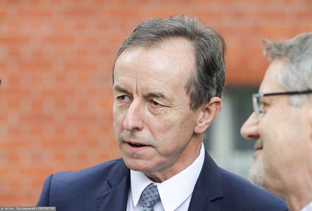 Senator Tomasz Grodzki (Koalicja Obywatelska) miał być kuszony przez PiS.