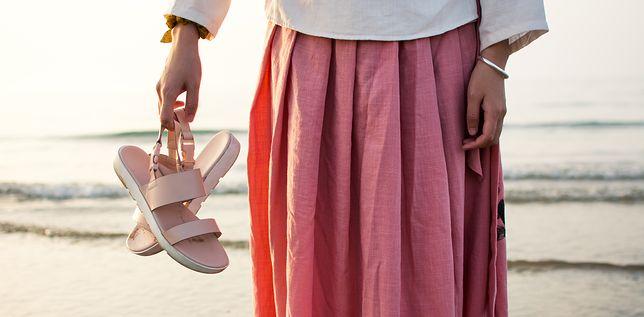 Sandałki to nieodłączny element letniej garderoby