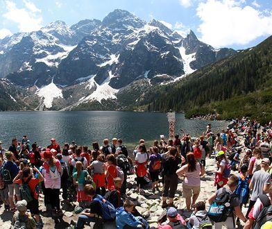Błędy popełniane przez turystów w górach