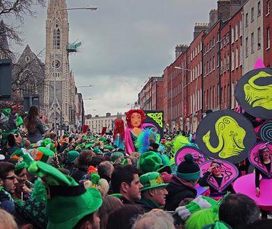 Dublin - tak obchodzono Dzień Świętego Patryka!