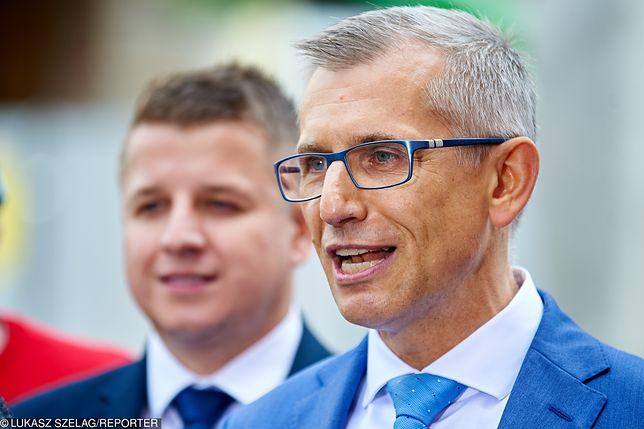 Krzysztof Kwiatkowski ogłasza start w wyborach parlamentarnych