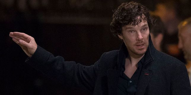 """Zapomnijcie o """"Sherlocku"""". Cumberbath wkracza do wyższych sfer"""