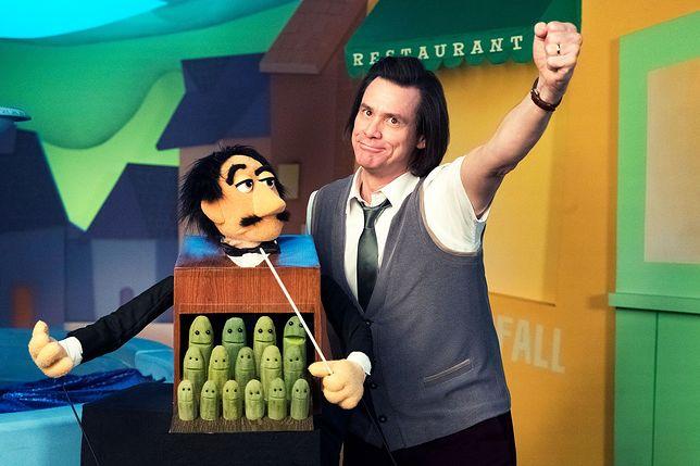 """Jim Carrey powraca w HBO GO. Czy serial """"Kidding"""" to """"Truman Show"""" bis?"""