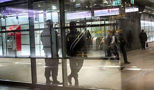 Warszawskie Metro reaguje na wydarzenia w Brukseli. Będą dodatkowe zabezpieczenia