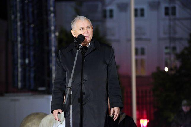 Kaczyński: Byliśmy z bratem kontynuatorami myśli Piłsudskiego