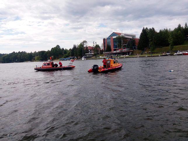 Jezioro Tałty. Odnaleziono ciało 21-letniego żeglarza