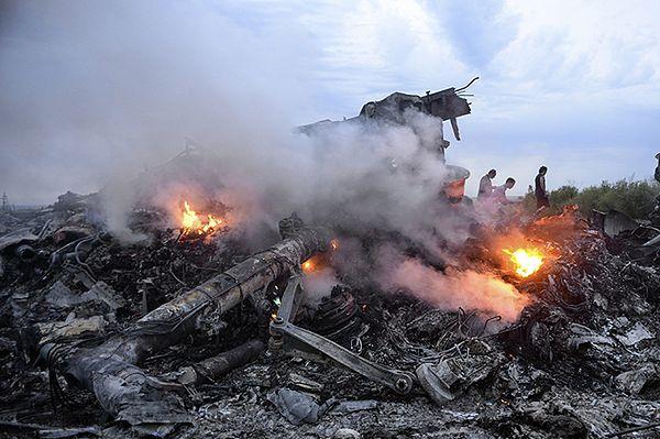 """Pasażerowie MH17 wiedzieli, co się z nimi dzieje? """"Jedna z ofiar miała maskę tlenową"""""""