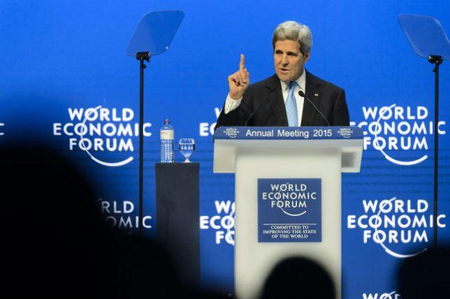 John Kerry w Davos: nie utożsamiać ekstremizmu z islamem