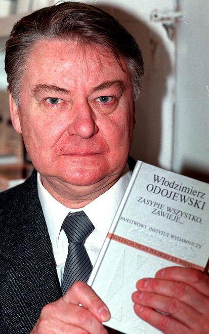 Nie żyje pisarz Włodzimierz Odojewski