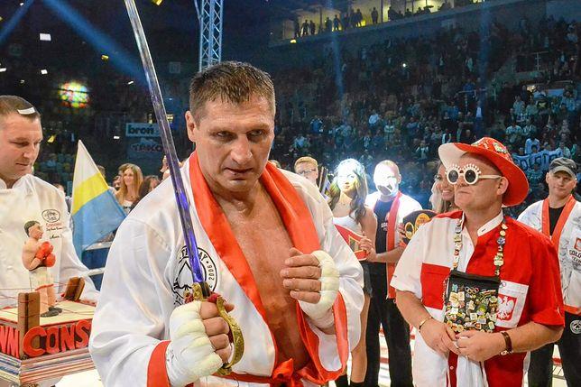 Andrzej Gołota ostatnią walkę stoczył w 2014 r.