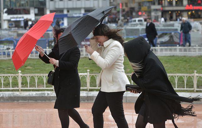 Orkan szaleje nad Europą. Dotarł już do kilku krajów