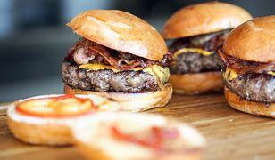 Sos do hamburgerów