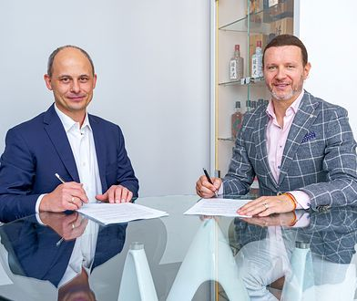 Radosław Majdan stworzy autorską whisky. Będzie to edycja limitowana