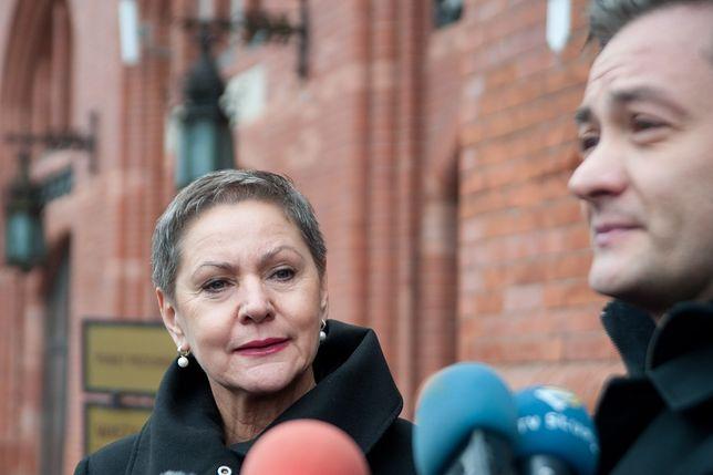 Krystyna Danilecka-Wojewódzka to prawa ręka Roberta Biedronia