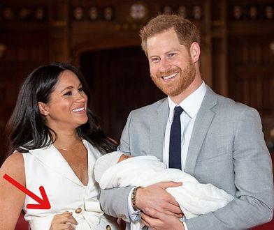 Meghan i Harry pokazali swoje pierwsze dziecko