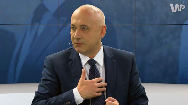 Nadzór nad policją sprawuje bezpośrednio Joachim Brudziński