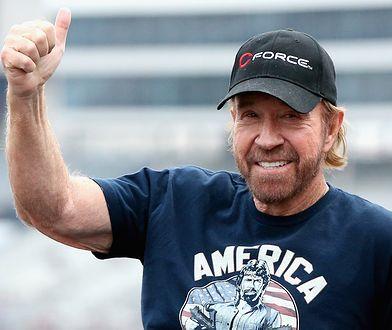 Chuck Norris skończył 80 lat. Ciężko pracował na swoją legendę