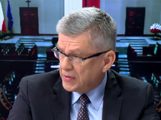 Stanisław Karczewski: posłowie PO atakowali fizycznie i słownie posłanki PiS