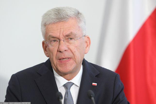 Spór o rządową willę. Stanisław Karczewski odpowiada Tomaszowi Siemoniakowi