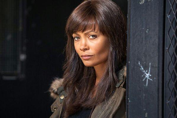 Thandie Newton na Dzikim Zachodzie