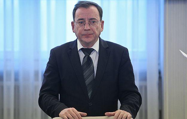 Koordynator służb specjalnych Mariusz Kamiński
