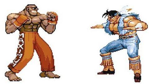 Dodatkowe postacie do Street Fighter IV?