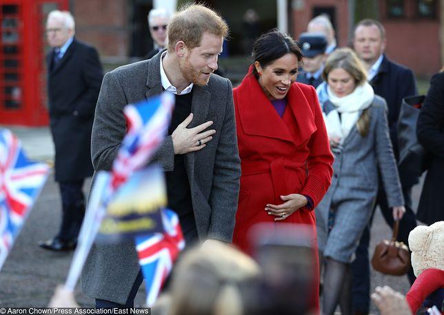 Meghan Markle udaje ciążę, a Elżbieta II chce jej rozwodu z księciem Harrym? Problemy w rodzinie królewskiej