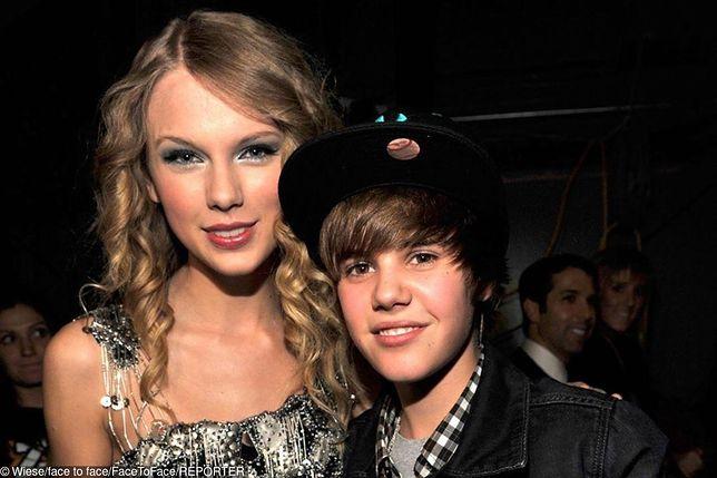 Justin Bieber krytykuje Taylor Swift za wpis o jego menedżerze