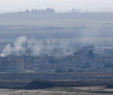 Wojna w Syrii. Turcja kontynuuje naloty, są pierwsze ofiary