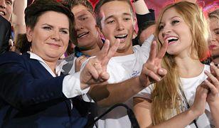 Młodzi już nie są z PiS? Zaskakująco dużo przeciwników rządu Beaty Szydło