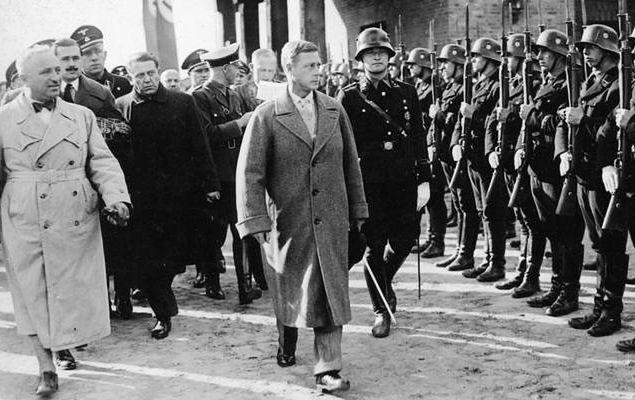 """Edward VIII - """"nazistowski król"""", którego Hitler chciał uczynić władcą Wielkiej Brytanii"""