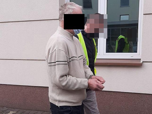 Warszawa. 67-latek zaatakował nożem żonę. Wcześniej znęcał się nad nią