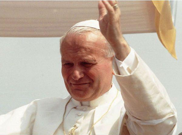 Jan Paweł II - papież który zmienił losy świata