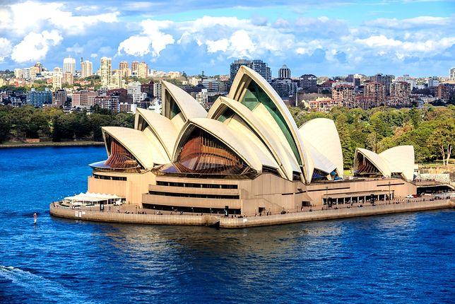 Atrakcje Sydney - Opera House