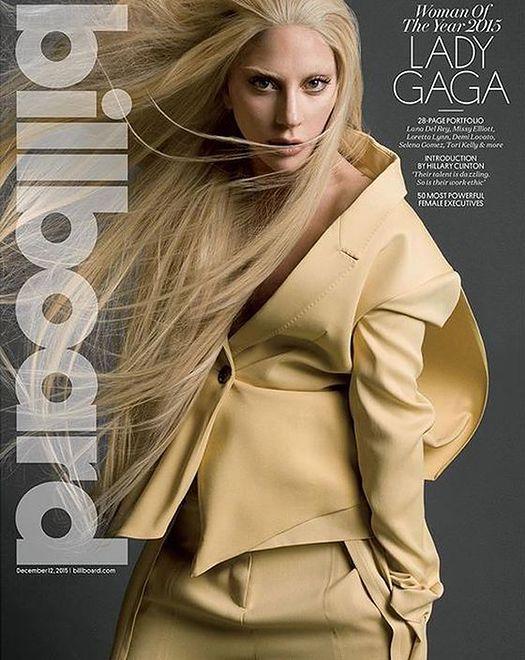 Lady Gaga w sesji Inez & Vinoodh