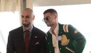 Wujaszek Liestyle i Marcin Gortat