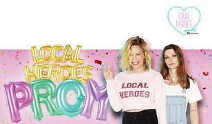 Local Heroes prezentują nową kolekcję na epickiej imprezie w nowym 1500m² do wynajęcia