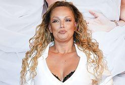 Joanna Liszowska jest po 40. Pokazała się bez makijażu