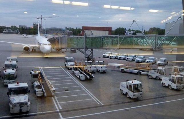 Jeden samolot zahaczył o drugi. Incydent na Lotnisku Chopina