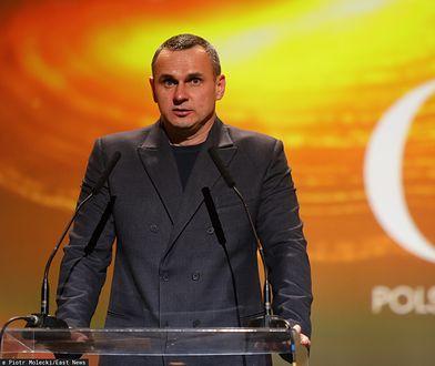 Oleg Sencow przemówił na gali Orły 2020