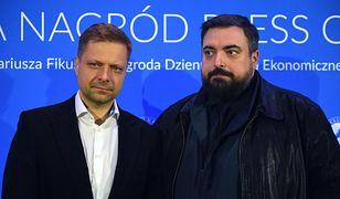Bracia Marek i Tomasz Sekielscy