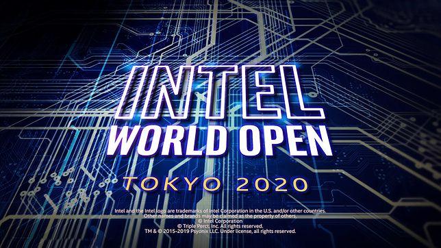 Intel World Open. Turniej esportowy poprzedzający Igrzyska Olimpijskie w Tokio