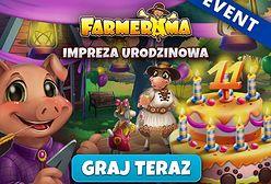 Impreza urodzinowa w FARMERAMA
