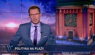 """Kadr z """"Wiadomości"""""""