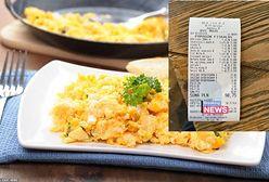 Superniania pokazała paragon. Ile kosztuje śniadanie w Warszawie?