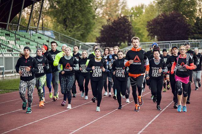 Trenowanie poprzez bieganie