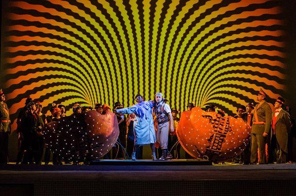 """""""Miłość do trzech pomarańczy"""" – zapomniane dzieło Prokofiewa znów zabłyśnie na scenie Opery Krakowskiej"""