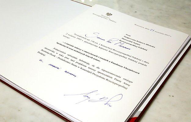 Prezydencki projekt ws. emerytur: Balawajder: punkt dla Dudy, zaszachował koalicję